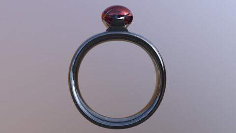 Ring of Health 3D Model