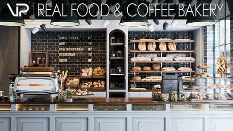 VP   Real Food and Coffee Bakery
