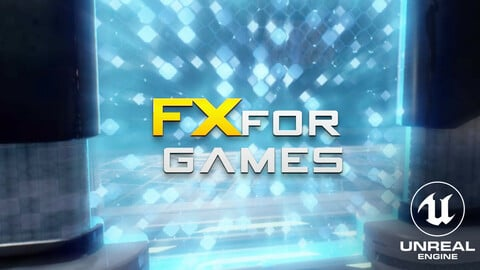 FX FOR GAMES - Energy Barrier