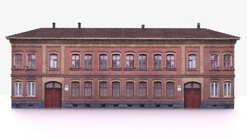 classic facade building