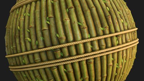 Stylized Bamboo