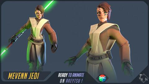 Mevenn - Jedi