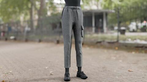 Realistic Women's Pants 1