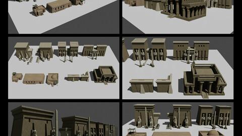 Egypt Model Pack