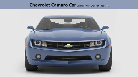 Chevrolet Camaro Car