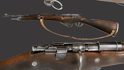 Mle1916 rifles