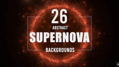 26 Supernova Backgrounds
