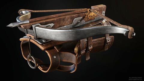 Gauntlet Crossbow