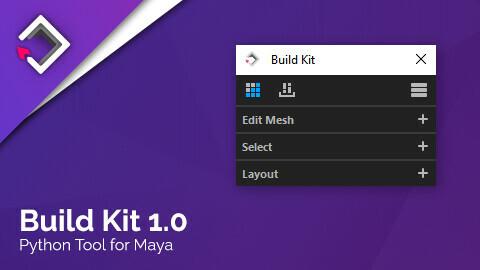 Build Kit for Maya