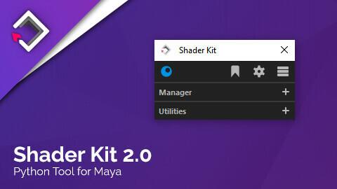 Shader Kit for Maya