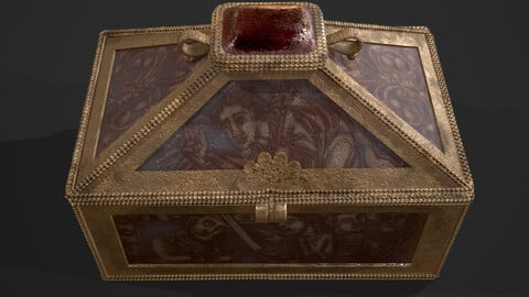 Medieval Charm Box