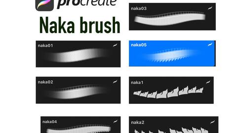 naka brushes
