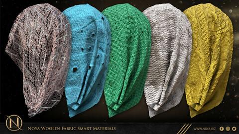 Noya Woolen Fabric Smart Materials
