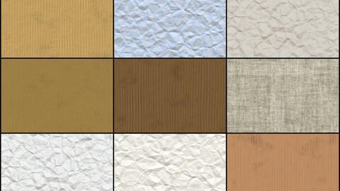 40 Paper Textures