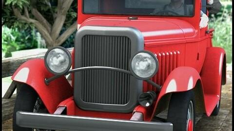 Pickup Truck 1930