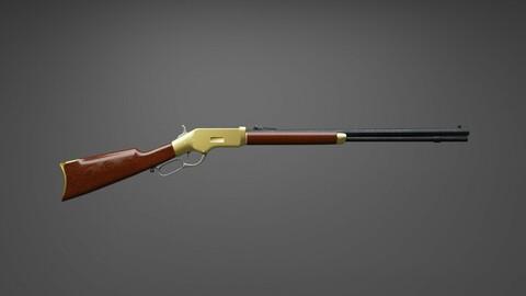 1886 Yellowboy Sporting Rifle