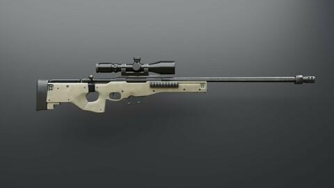 Rifle AI AWM