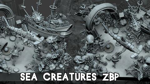 Sea creatures ZBP