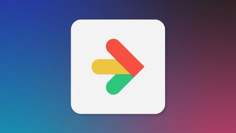 Minimalistic Material App Logo