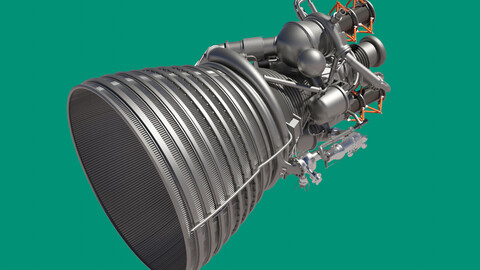 J-2 Rocket Engine