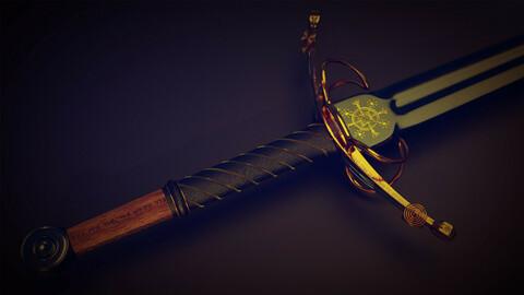 Bastard Sword