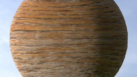 Door Wood 1 PBR Material