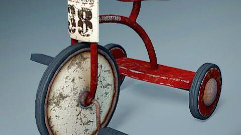 Rocketron Trike