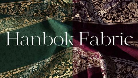 Hanbok fabric
