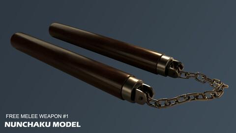 "Free Melee Weapon I ""Nunchaku"""