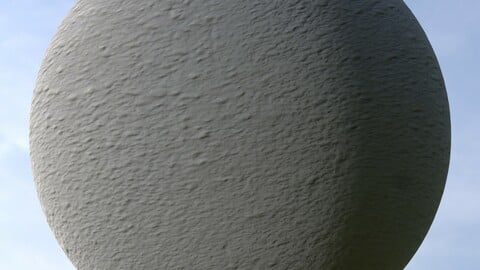 White Wall 12 PBR Material