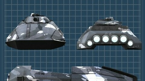 H4 Hovertank