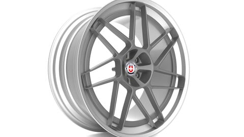 HRE RS309 Wheel 3D model