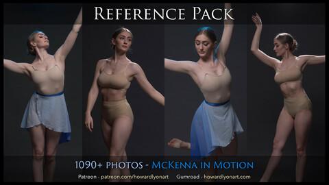 McKenna in Motion