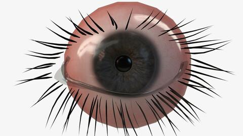 Realistic PBR Eye Set