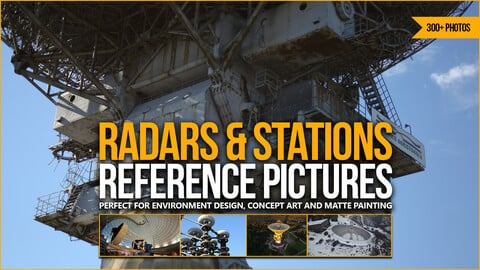 300+ Radars & Stations Reference Pictures