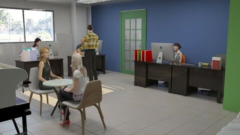 interior Office pack
