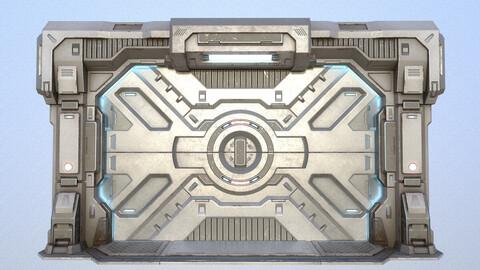 Sci-fi Door Game