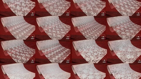 Fabric Vol 06 - Lace PBR