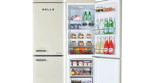 New Retro Small Refrigerator NRC27ACM Class 1 270L