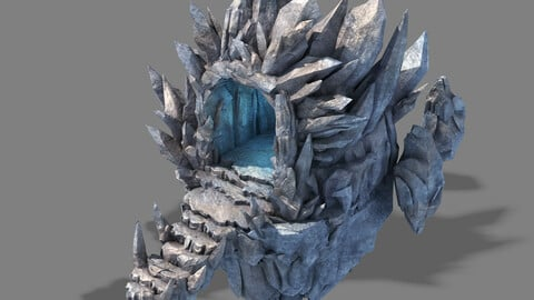 Glacier - Snow Portal 01