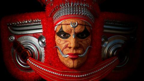 Theyyam Free Model