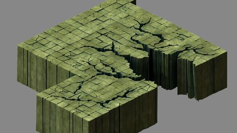 Funeral Place - Floor Tiles 02