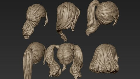 Hair Collection 6