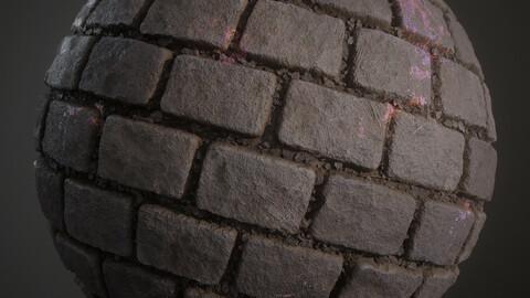 Stone Pavement Substance