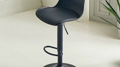 Lucy Island Bar Chair Rotation Height Adjustable 3colors