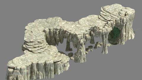 Kunlun Mountains - Rock 02
