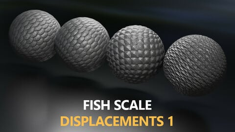 Fish Scale Displacements 1