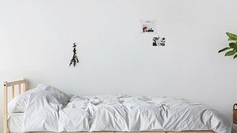 FRUGA wooden bed series