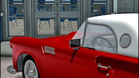 Cherry Bomb for Luxury Car 1950