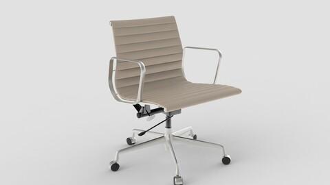 Vitra Aluminium Chair 117 Taupe